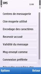 Nokia C5-03 - SMS - configuration manuelle - Étape 9