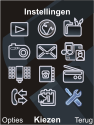 Sony Ericsson C903 - Internet - Handmatig instellen - Stap 3
