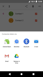 Sony xperia-xa1-g3121-android-oreo - Contacten en data - Contacten overzetten via Bluetooth - Stap 7