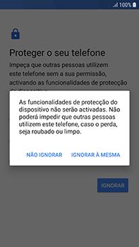 Samsung Galaxy S7 Edge - Android Oreo - Primeiros passos - Como ligar o telemóvel pela primeira vez -  13
