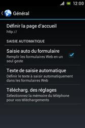 Sony ST21i Xperia Tipo - Internet - Configuration manuelle - Étape 21