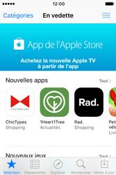 Apple iPhone 4 S iOS 9 - Applications - MyProximus - Étape 3