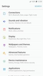 Samsung A520 Galaxy A5 (2017) - WiFi and Bluetooth - Manual configuration - Step 4