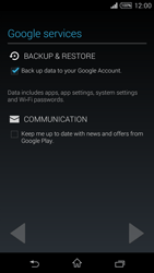 Sony Xperia T3 - Applications - Downloading applications - Step 13