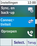 Nokia 113 - Bluetooth - Headset, carkit verbinding - Stap 4