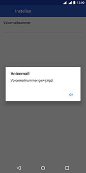 Nokia 7 Plus Dual-SIM (TA-1046) - Voicemail - Handmatig instellen - Stap 12