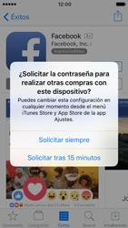 Apple iPhone 5s iOS 10 - Aplicaciones - Tienda de aplicaciones - Paso 26