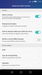 Huawei Huawei Y6 - Red - Seleccionar el tipo de red - Paso 5