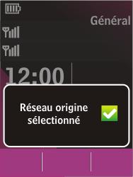 Nokia C2-03 - Réseau - utilisation à l'étranger - Étape 13
