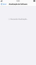 Apple iPhone 8 - iOS 13 - Funções básicas - Como atualizar o software do seu aparelho - Etapa 5