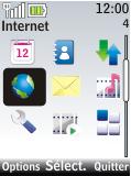 Nokia 2720 fold - Internet - Navigation sur Internet - Étape 2