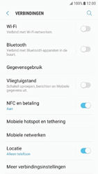 Samsung Galaxy J5 (2016) - Android Nougat - WiFi - Mobiele hotspot instellen - Stap 5