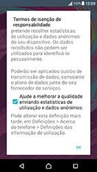 Sony Xperia XA (F3111) - Primeiros passos - Como ligar o telemóvel pela primeira vez -  17
