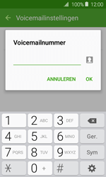 Samsung J120 Galaxy J1 (2016) - Voicemail - Handmatig instellen - Stap 9