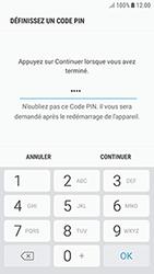 Samsung Galaxy J3 (2017) - Sécuriser votre mobile - Activer le code de verrouillage - Étape 8