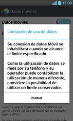 LG Optimus L5 II - Internet - Ver uso de datos - Paso 9