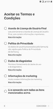 Samsung Galaxy J8 - Primeiros passos - Como ativar seu aparelho - Etapa 7