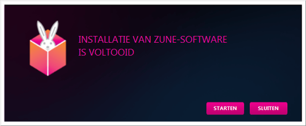 Nokia Lumia 900 - Software - Download en installeer PC synchronisatie software - Stap 4