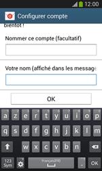 Samsung S7275 Galaxy Ace III - E-mail - Configuration manuelle - Étape 19