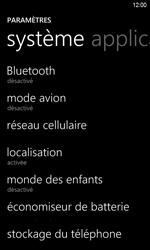 HTC Windows Phone 8S - Réseau - utilisation à l'étranger - Étape 7