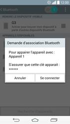 LG D855 G3 - Bluetooth - Jumeler avec un appareil - Étape 8