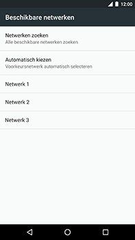 Android One GM5Plus DS - Bellen - in het buitenland - Stap 8