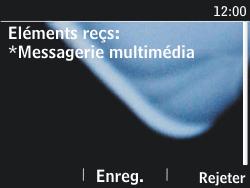 Nokia Asha 201 - MMS - Configuration automatique - Étape 4