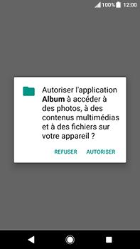 Sony Xperia XA2 Ultra - Photos, vidéos, musique - Envoyer une photo via Bluetooth - Étape 4