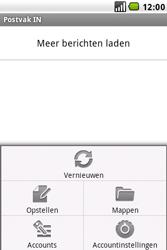 LG GW620 - E-mail - e-mail versturen - Stap 4