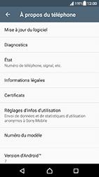 Sony Xperia XA (F3111) - Android Nougat - Appareil - Mises à jour - Étape 6