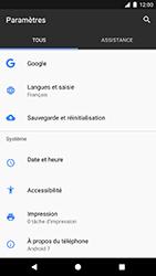Google Pixel XL - Réseau - Installation de mises à jour - Étape 5