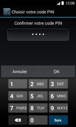 Bouygues Telecom Bs 403 - Sécuriser votre mobile - Activer le code de verrouillage - Étape 10