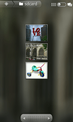 LG P990 Optimus 2X Speed - E-mail - Hoe te versturen - Stap 9