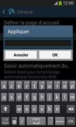 Samsung Galaxy Core Plus - Internet - Configuration manuelle - Étape 25
