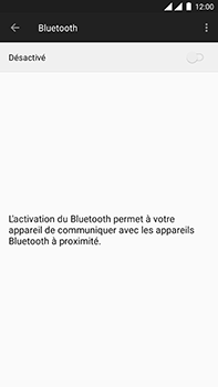 OnePlus 3 - Android Oreo - Bluetooth - connexion Bluetooth - Étape 7