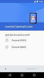 Motorola Moto G 3rd Gen. (2015) (XT1541) - E-mail - Configurar correo electrónico - Paso 11