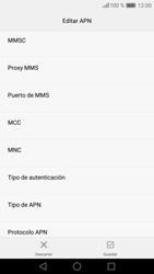 Huawei P9 Lite - Mensajería - Configurar el equipo para mensajes multimedia - Paso 13