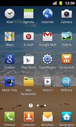 Samsung I8160 Galaxy Ace II - Applicaties - Applicaties downloaden - Stap 3