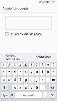 Samsung Samsung Galaxy J7 (2016) - E-mails - Ajouter ou modifier votre compte Outlook - Étape 7