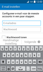 Samsung Galaxy J1 (J100H) - E-mail - Account instellen (POP3 zonder SMTP-verificatie) - Stap 4
