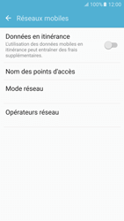 Samsung Samsung G920 Galaxy S6 (Android M) - Internet - Configuration manuelle - Étape 7