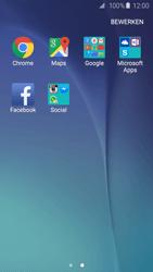 Samsung G920F Galaxy S6 - E-mail - Handmatig instellen (gmail) - Stap 3