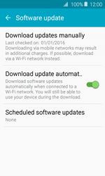 Samsung J120 Galaxy J1 (2016) - Device - Software update - Step 7