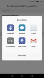 Huawei P9 (Model EVA-L09) - Contacten en data - Contacten overzetten via Bluetooth - Stap 9