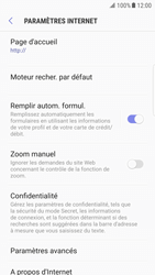 Samsung Galaxy S6 Edge - Android Nougat - Internet - configuration manuelle - Étape 24