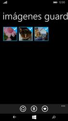 Microsoft Lumia 535 - Bluetooth - Transferir archivos a través de Bluetooth - Paso 8