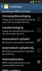 Samsung S7580 Galaxy Trend Plus - MMS - probleem met ontvangen - Stap 6