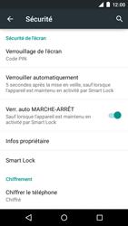 Motorola Moto E (1st Gen) (Lollipop) - Sécuriser votre mobile - Activer le code de verrouillage - Étape 11