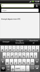 HTC Z710e Sensation - E-mail - envoyer un e-mail - Étape 4