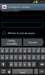 Samsung I8190 Galaxy S III Mini - E-mail - Configuration manuelle (outlook) - Étape 6